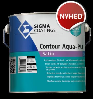 Sigma S2U Contour aqua satin - 2,5L