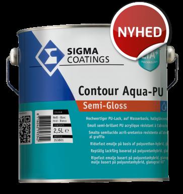 Sigma S2U Contour aqua semiglos- 2,5L