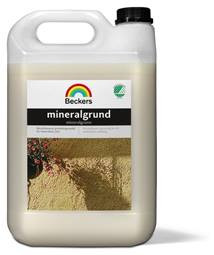Beckers mineralgrunder 5 liter