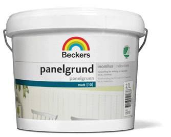 Beckers panelgrund spærre Mellemmaling  2,7 liter