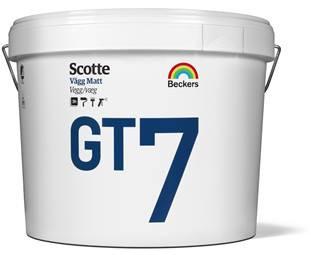 Beckers scotte GT 7 - 10 liter