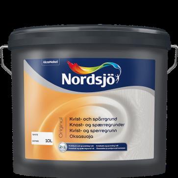 Nordsjø Knaste & Trægrunder 10L