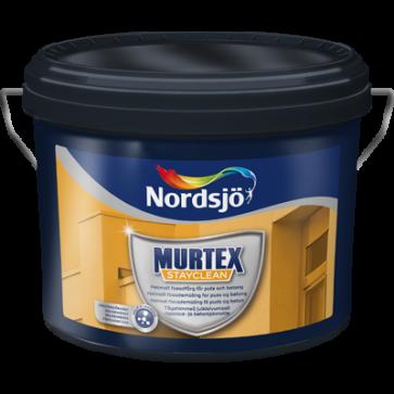 Sommer tilbud Nordsjø  Murtex Stayclean facademaling -10 liter