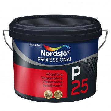 Nordsjø Vægmaling Glans P25 - 5 liter.