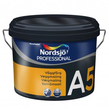 Nordsjø Vægmaling glans A 5 -10liter