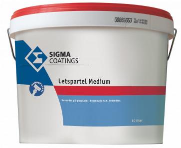 Sigma letspartel Medium
