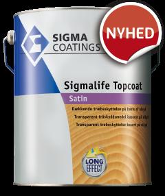 Sigmalife Topcoat 5L