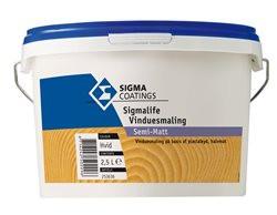 Sigma Vinduesmaling udvendigt  2,5L