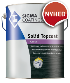 Sigma Solid topcoat Kon - 5L
