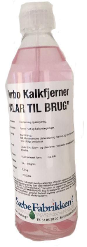 Malerkompagniets  Turbo Kalkfjerner