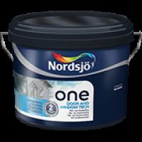 Tilbud Nordsjø Vinduesmaling 2,5L