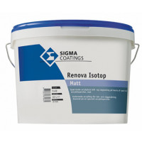 Sigma renova Isotop spærrende Glans 5     10Liter