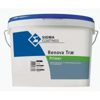 Sigma Renova Træprimer Spærrende grundmaling 2,5L