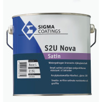 Sigma S2U Nova Satin - 2,5L