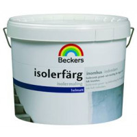 Beckers Isolerings maling - 10 liter