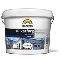 Beckers Silikat Facademaling 9 liter