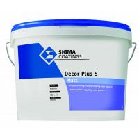 Decor Vægmaling mat glans 5  - 10liter