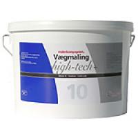 Malerkompagniet HIGHtech + Glans 10 - Vægmaling - 10 liter