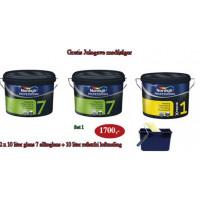 Nytårsgave Tilbud  1 x 10 Liter Super loftmaling + 2 x 10 liter Vægmaling glans 7