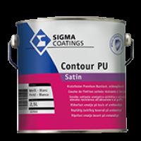 Sigma contour Pu Satin - 2,5L