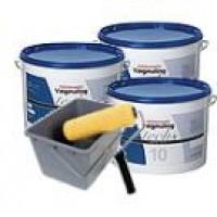 Udsalg 3 x 10 liter High Tech Vægmaling Glans P 6    (Hvid )