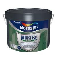 EfterårsTilbud  Murtex acylic olieemulitions Facademaling 10 liter