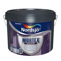 Nordsjø Silikat Facademaling - 10 liter Sommertilbud