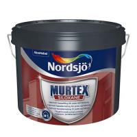 Sommertilbud Nordsjø Murtex silikoneemulition Facademaling  10 liter