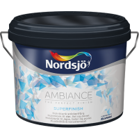 Påsketilbud Nordsjø Ambiente  Superfinish  40 - 2,5L