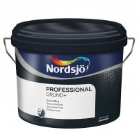 Malerkompagniets Grund + vægmaling grunder + vævfylder 10 liter