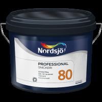 Nordsjø professional snikceri 80 Træværks højglans - 2,5L