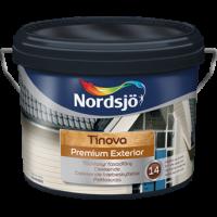 Nordsjø Tinova Preminum Exterior Træbeskyttelse 10L Sommertilbud