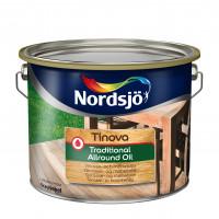 Nordsjø Luxus Udeolie  laserende halvdækkende(Olie-baseret)