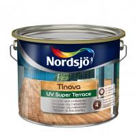 Nordsjø UV Super Terrasse Sommertilbud  4,5 liter + tonefarve