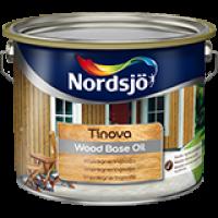 Nordsjø Grundingsolie (Vandbaseret) -10 liter