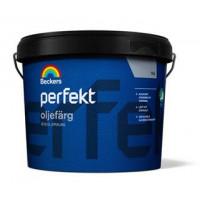 Beckers Perfekt Oliemaling træbeskyttelse 10 liter