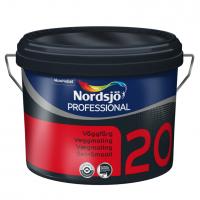 Malerkompagniets Tech vægmaling Glans 20 - 10 liter