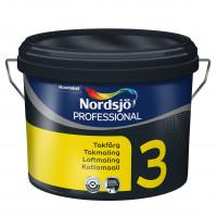 Nordsjø  Loftmaling - Glans 3 -10liter