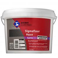 Sigmafloor Aqua Satin 5 liter
